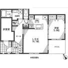 荏原中延新築賃貸アパート / 1階 部屋画像1