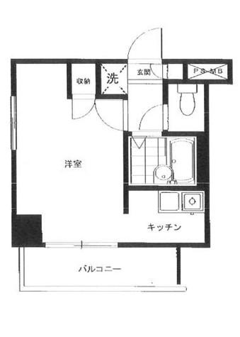 菱和パレス文京南 / 2階 部屋画像1