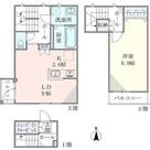 CampusSidePlace / 2階 部屋画像1