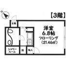 BelAir大崎(ベルエア大崎) / 203 部屋画像1
