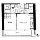 Shintomicho 2 min Apartment / 206 部屋画像1