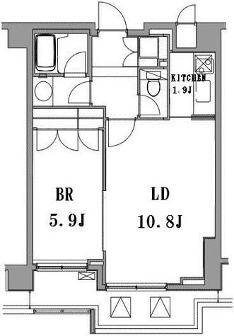ビュロー平河町2 / 3階 部屋画像1