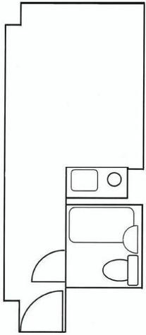 ステュディオ虎ノ門 / 9階 部屋画像1