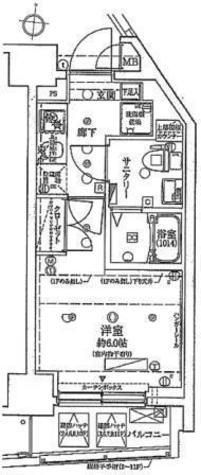 CREVISTA横浜新子安(クレヴィスタ横浜新子安) / 2階 部屋画像1