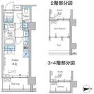 パークアクシス池田山 / 2階 部屋画像1