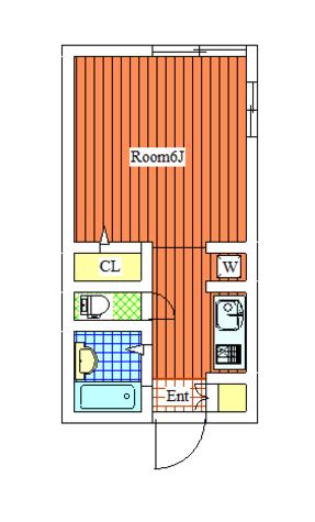 カーサヴェルデ / 1階 部屋画像1
