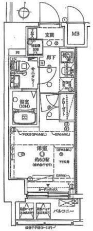CREVISTA横浜新子安(クレヴィスタ横浜新子安) / 11階 部屋画像1