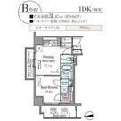 パークアクシス元浅草ステージ / 1014 部屋画像1