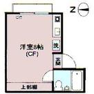 セゾン大和田 / 102 部屋画像1