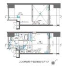 ZOOM目黒(ズーム目黒) / 1202 部屋画像1