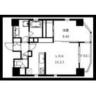 Diacourt Azabu(ディアコートアザブ) / 601 部屋画像1