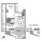 RISING SUN 恵比寿二丁目 BRANZ / 301 部屋画像1