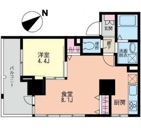 Fontaine Miwa(フォンテーヌ美和) / 7階 部屋画像1