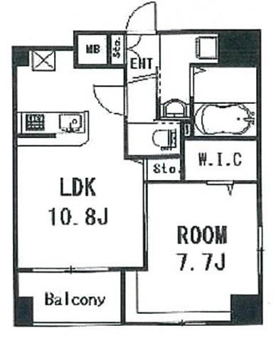 paz-classe本郷春木町 / 6階 部屋画像1