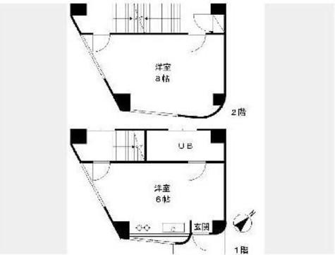 小林マンション / 101 部屋画像1