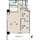 グッドビュー川崎 / 6階 部屋画像1