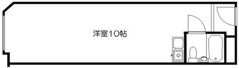 バルミー赤坂 / 5階 部屋画像1
