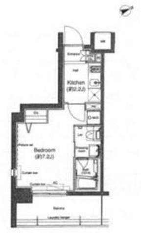 プラウドフラット鶴見Ⅱ / 3階 部屋画像1