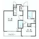 クレッセント三田 / 403 部屋画像1