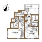 ハーミットクラブハウス大岡 / 201 部屋画像1