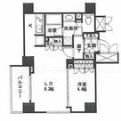 レジディア月島 / 2階 部屋画像1