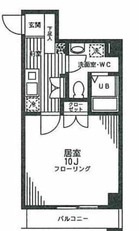 クローバーステイ秋葉原 / 12階 部屋画像1