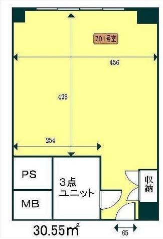 赤坂レジデンシャルホテル / 700 部屋画像1