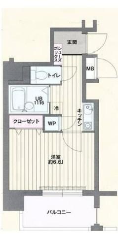 ロアール御茶ノ水妻恋坂 / 8階 部屋画像1