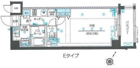 ZOOM目黒不動前 / 205 部屋画像1