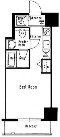 DORMOUSE TOWER(ドールマウスタワー) / 11階 部屋画像1
