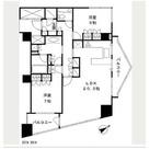 品川Vタワー タワー棟 / 2714 部屋画像1