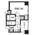 ラングタワー京橋 / 5階 部屋画像1