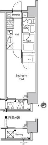 仮称 新宿御苑一棟マンション / 603 部屋画像1