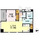 CP HOMES / 9階 部屋画像1