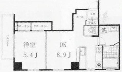 ブライトンコート三田 / 602 部屋画像1