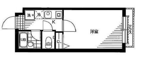 目黒 8分マンション / 305 部屋画像1