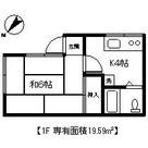 加藤アパート / 1F 部屋画像1