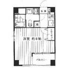 リベルタⅡ / 401 部屋画像1