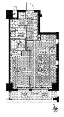 コンシェリア西馬込HILLSIDESQUARE / 3階 部屋画像1