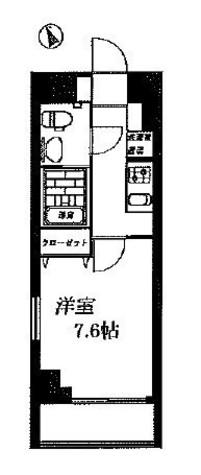 グランフォース横浜関内 / 301 部屋画像1