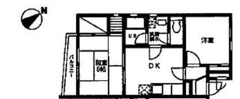 ベルメゾン / 1階 部屋画像1