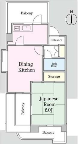 ロイヤルハイツ / 3階 部屋画像1