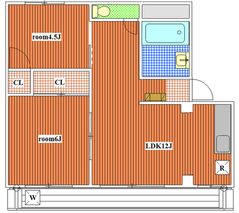 鮫洲 3分マンション / 601 部屋画像1
