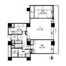 リバーポイントタワー / 3203 部屋画像1
