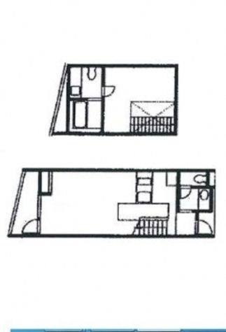 シルエット元代々木 / 4階 部屋画像1