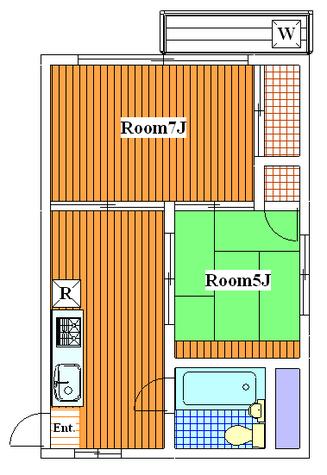 光ハウス / 103 部屋画像1