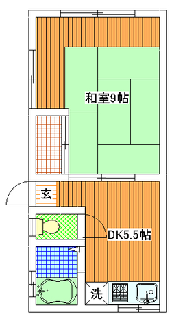 河井邸 / 201 部屋画像1