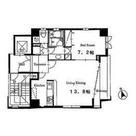 コンフォリア南青山DEUX / 2階 部屋画像1