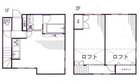 目黒本町5丁目戸建て / 1階 部屋画像1