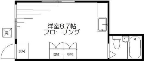 ステート / 1階 部屋画像1
